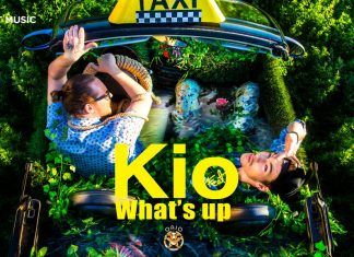 "Coverart Kio feat. What's Up, ""Miroase a vara"""