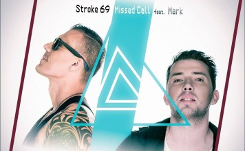 "Stroke 69 feat. Mark, ""Missed Call"" (artwork)"