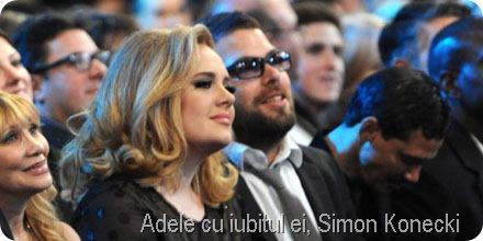 Cine e viitorul soț al lui Adele?