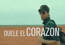 """Enrique Iglesias feat. Wisin, """"Duele El Corazon"""""""